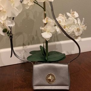 Kate Spade Gray Crossbody Bag